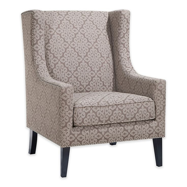 Agnes Wingback Chair #wingbackchair | Wingback Chair, Accent For Briseno Barrel Chairs (View 14 of 20)