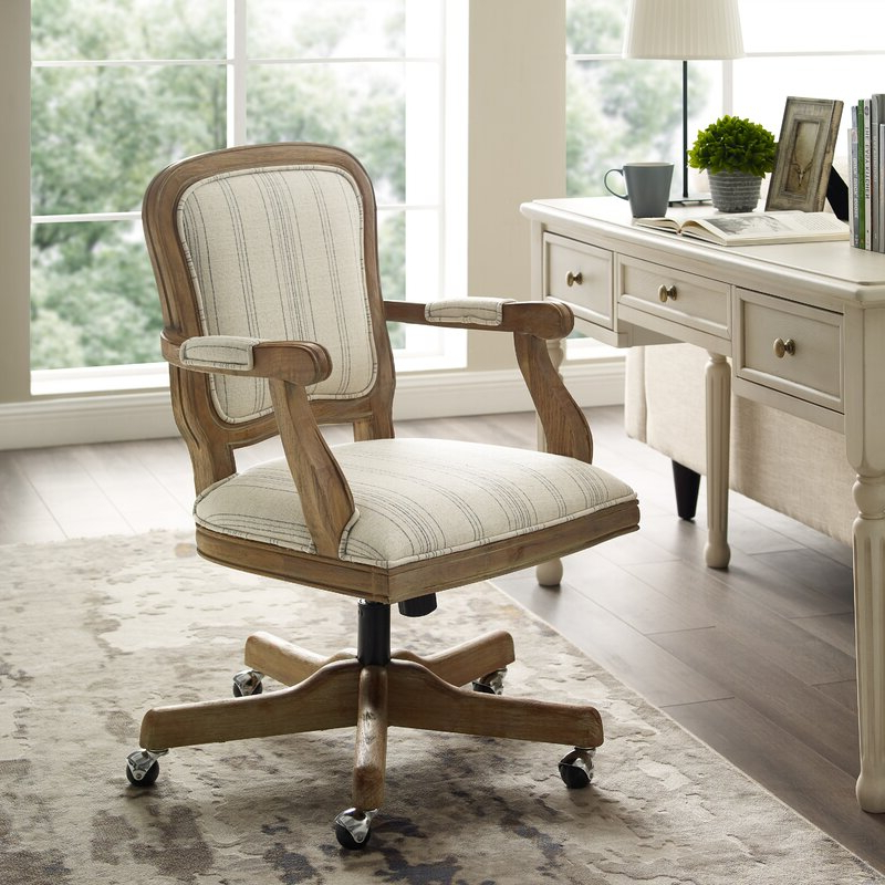 Akron Task Chair Intended For Hutchinsen Polyester Blend Armchairs (View 19 of 20)