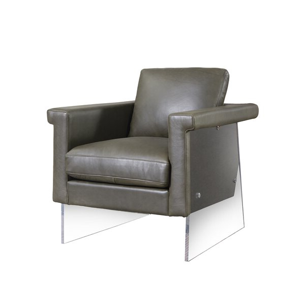 Alexander Chair Throughout Alexander Cotton Blend Armchairs And Ottoman (View 18 of 20)