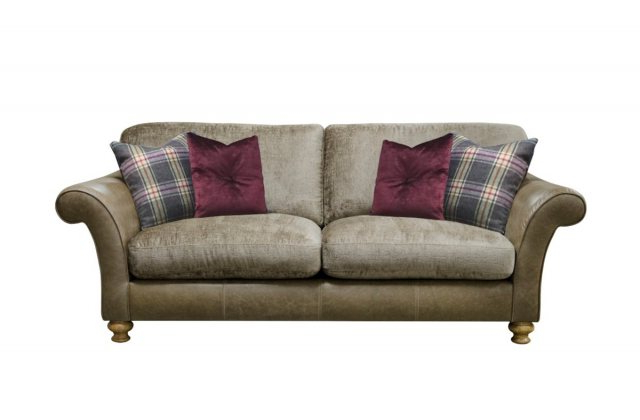 Alexander & James Blake 3 Seater Sofa Throughout James Armchairs (View 11 of 20)