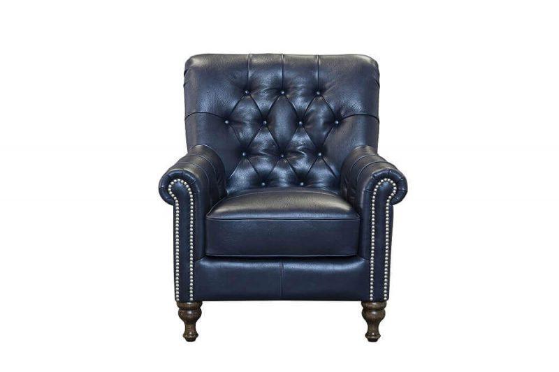 Alexander & James – Sofia Leather Armchair Regarding James Armchairs (View 6 of 20)