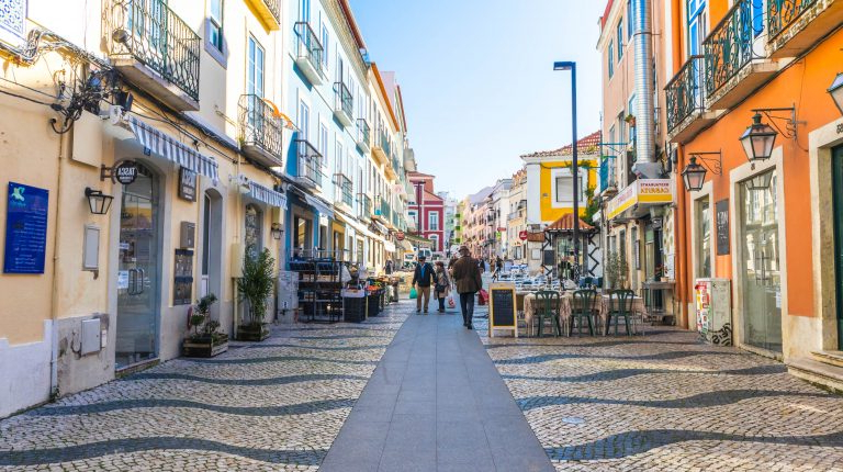 Almada And Cacilhas: Two Gems Of Lisbon | The Blond Travels In Almada Armchairs (View 20 of 20)