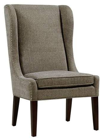 Andover Wingback Chair | Dining Chairs, Traditional Dining Within Andover Wingback Chairs (View 6 of 20)