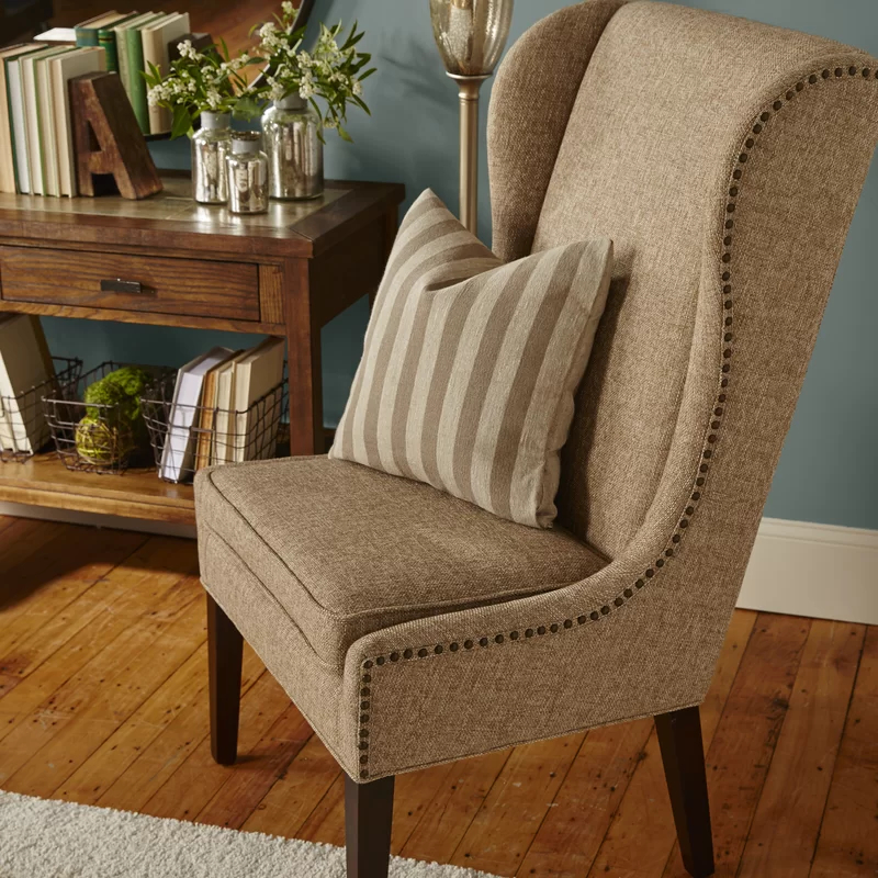 Andover Wingback Chair In 2021 | Wingback Chair, Chair With Andover Wingback Chairs (View 10 of 20)
