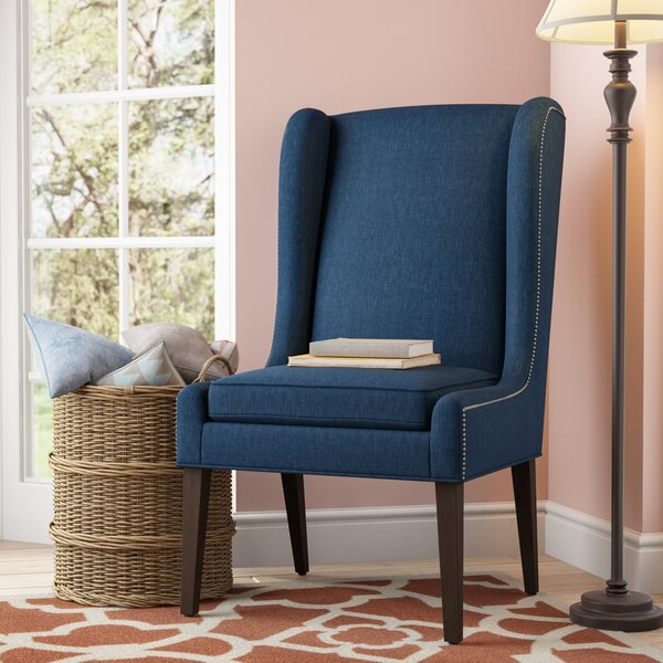 Andover Wingback Chair Pertaining To Andover Wingback Chairs (View 2 of 20)