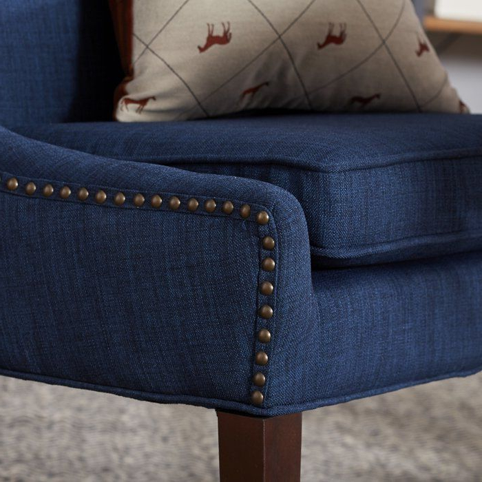 Andover Wingback Chair | Wingback Chair, Wingback Dining Throughout Andover Wingback Chairs (View 17 of 20)