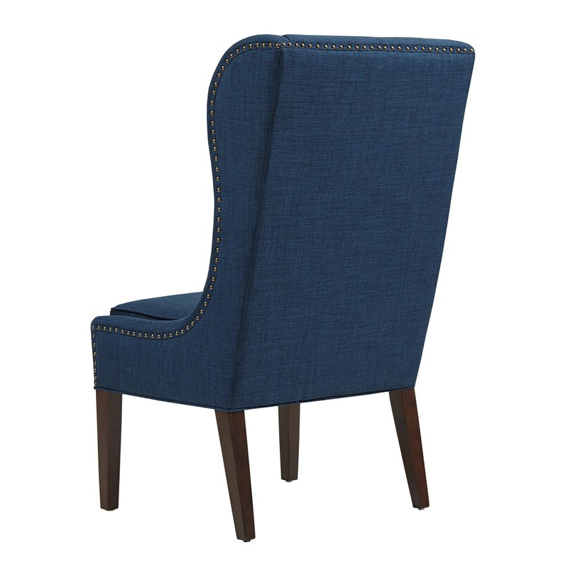 Andover Wingback Chair With Andover Wingback Chairs (View 3 of 20)