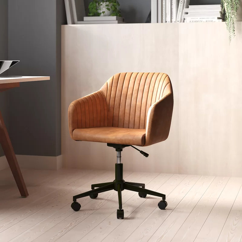 Anella Task Chair With Regard To Brister Swivel Side Chairs (View 12 of 20)