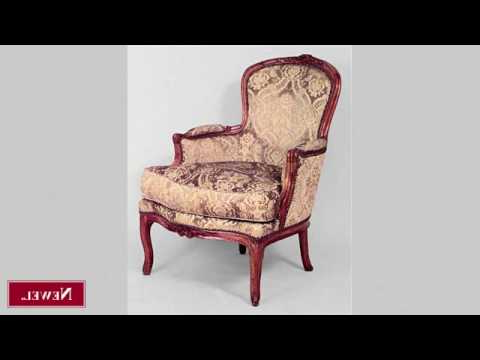 Antique Pair Of French Louis Xv Beechwood Bergere Arm Chairs For Beachwood Arm Chairs (View 6 of 20)