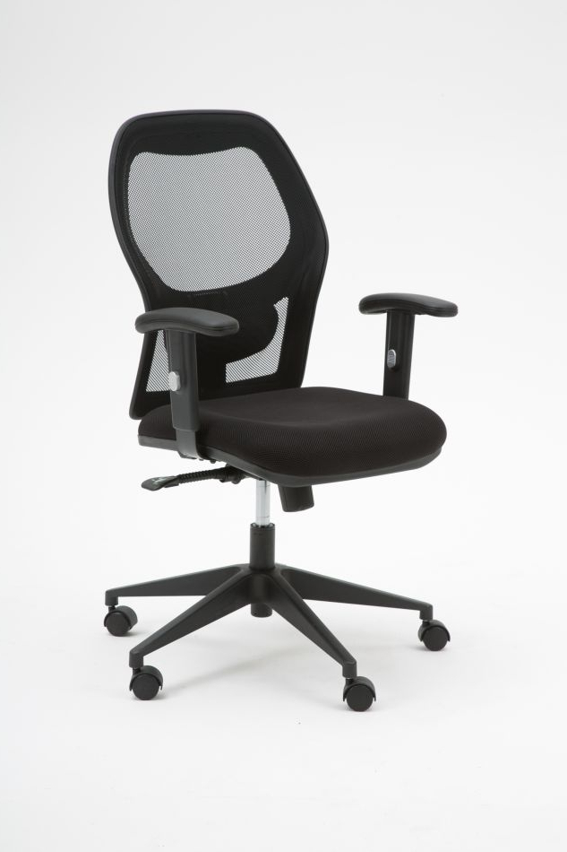 Armchair Ergonomic Office Mod (View 6 of 20)