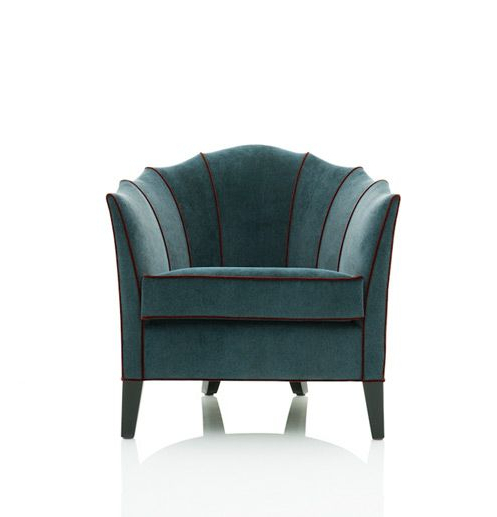 Armchair – Fauteuil | Armchair Furniture, Furniture Chair, Chair Pertaining To Hutchinsen Polyester Blend Armchairs (View 2 of 20)