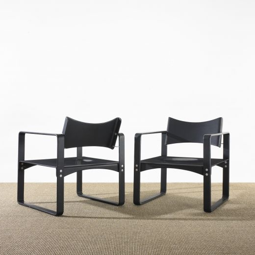 Armchairs Model 270f, Pair / Verner Panton < Seating < Shop In Harmoni Armchairs (View 6 of 20)