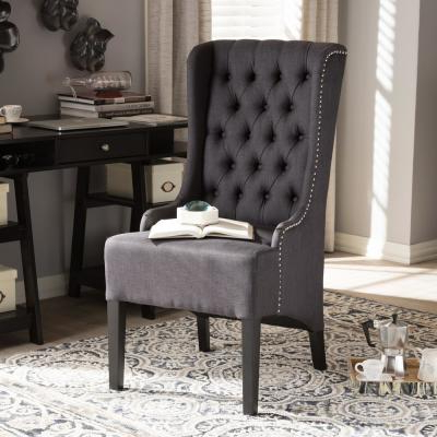 Art Deco – Arm Chair – Accent Chairs – Chairs – The Home Depot Intended For Dallin Arm Chairs (View 20 of 20)