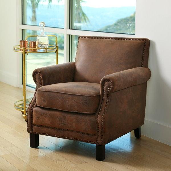 "Asbury 28"" W Club Chair For Asbury Club Chairs (View 2 of 20)"
