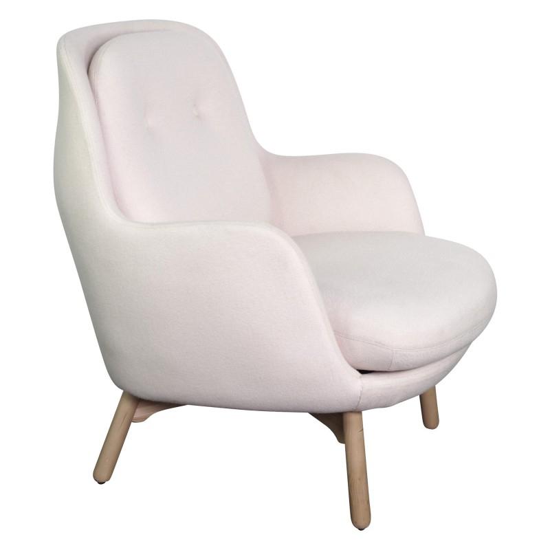 Baby Suki Fabric Armchair, Nude Inside Suki Armchairs (View 20 of 20)