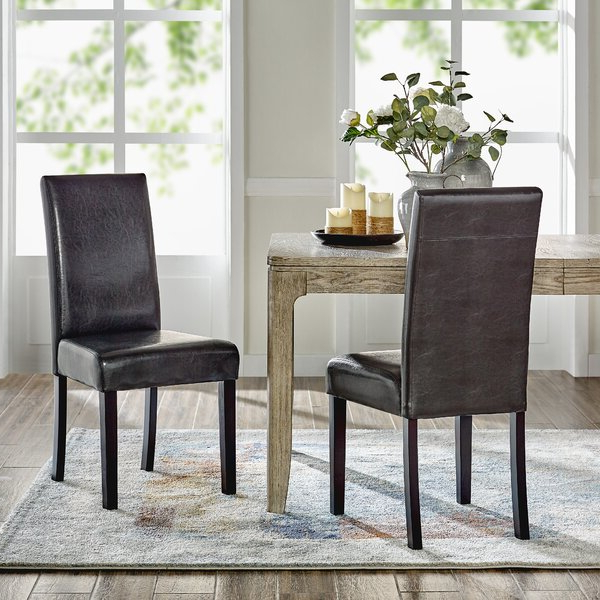 Barrel Dining Chair Within Bob Stripe Upholstered Dining Chairs (set Of 2) (View 6 of 20)