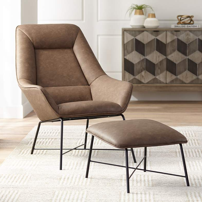 "Belz 38"" W Tufted Polyester Armchair – Vozeli Throughout Belz Tufted Polyester Armchairs (View 11 of 20)"