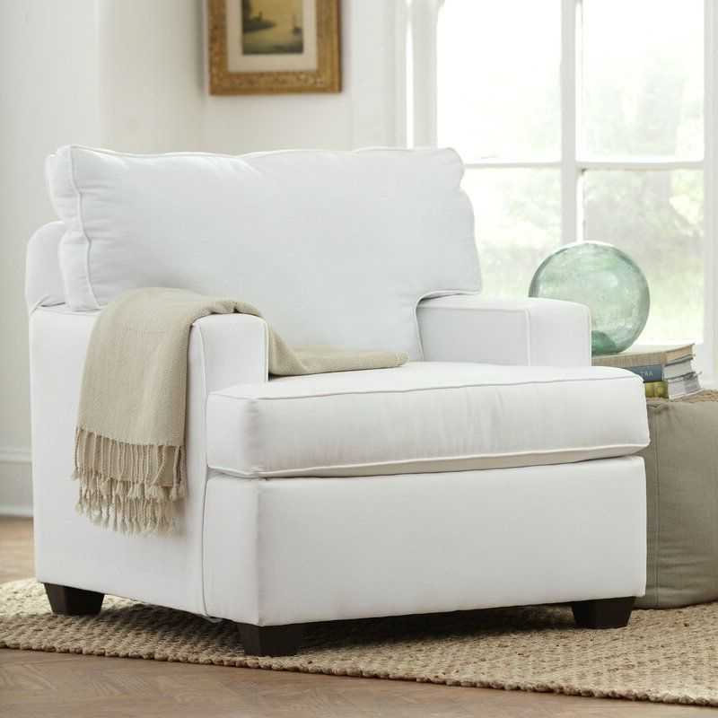 Benoit Armchair & Reviews   Birch Lane In 2021   Affordable Intended For Young Armchairs By Birch Lane (View 6 of 20)