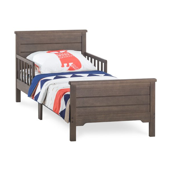 Bernardston Woodland Toddler Sleigh Bed Intended For Bernardston Armchairs (View 10 of 20)