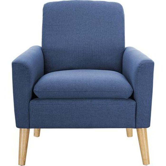 """Biggerstaff 30"""" W Polyester Blend Armchair With Regard To Biggerstaff Polyester Blend Armchairs (View 3 of 20)"""