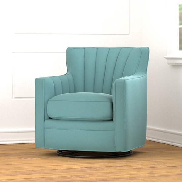 Bima Swivel Armchair Regarding Zalina Swivel Armchairs (View 4 of 20)
