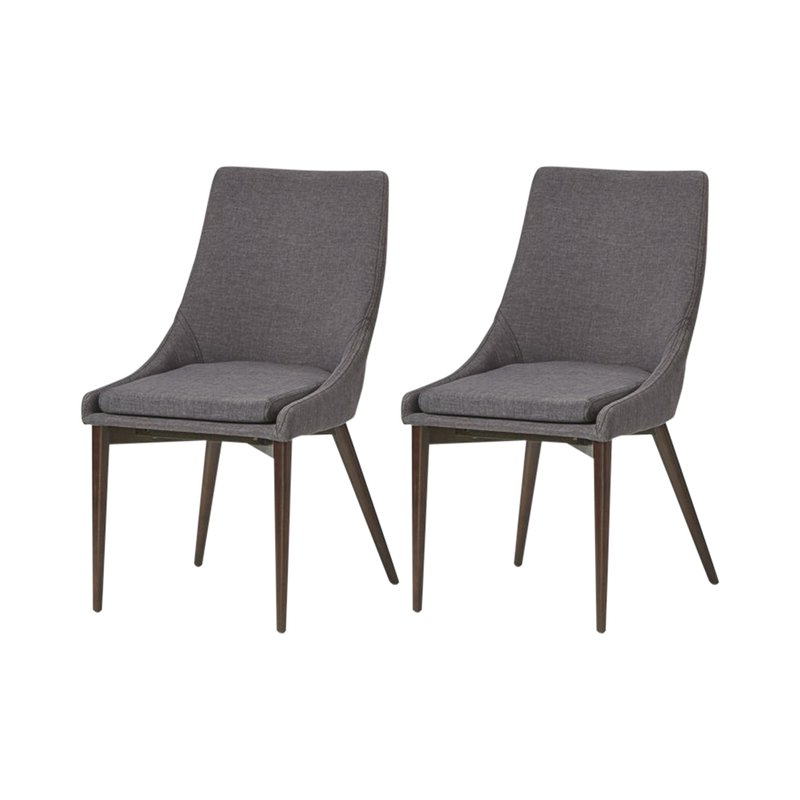 Blaisdell Upholstered Dining Chair Throughout Aaliyah Parsons Chairs (View 19 of 20)