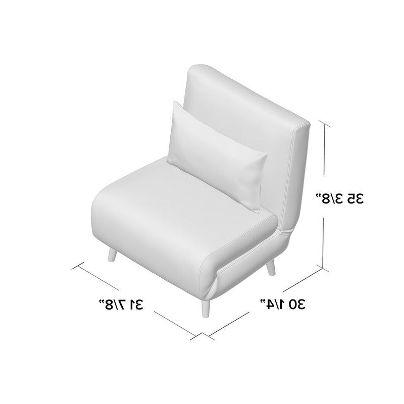 Bolen Convertible Chair For Bolen Convertible Chairs (View 18 of 20)