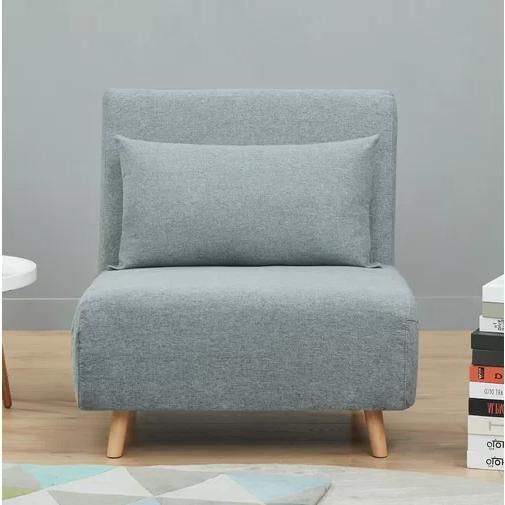 Bolen Convertible Chair In 2020 | Chair, Furniture Foam Pertaining To Bolen Convertible Chairs (View 7 of 20)
