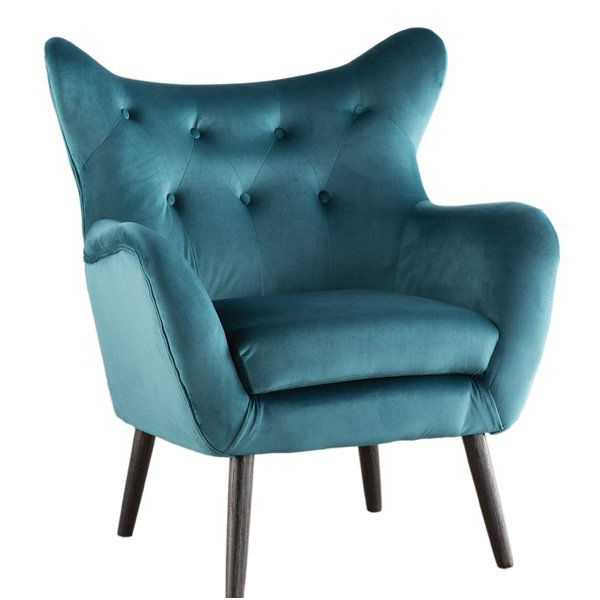 Bouck 21'' Wingback Chair | Furniture, Wingback Chair, Armchair With Bouck Wingback Chairs (View 2 of 20)