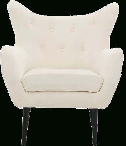 Bouck Wingback Chair | Ivory In Bouck Wingback Chairs (View 13 of 20)