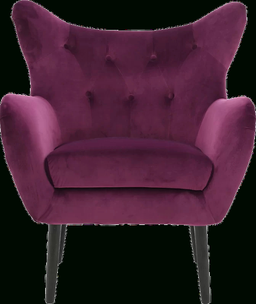 Bouck Wingback Chair, Purple With Regard To Bouck Wingback Chairs (View 15 of 20)
