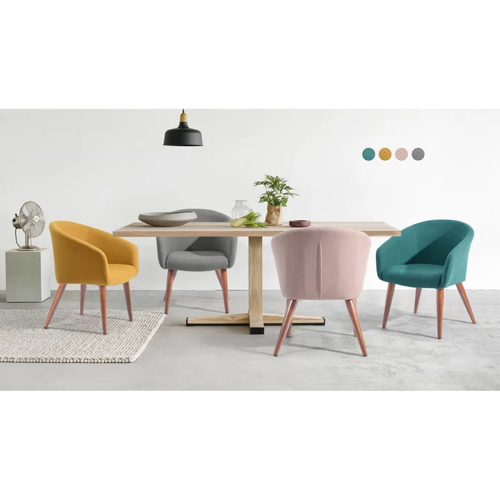 Boyden Armchair In 2020   Living Room Inspiration For Boyden Armchairs (View 7 of 20)