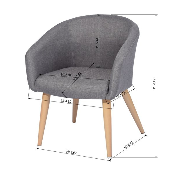 Boyden Armchair Intended For Boyden Armchairs (View 5 of 20)