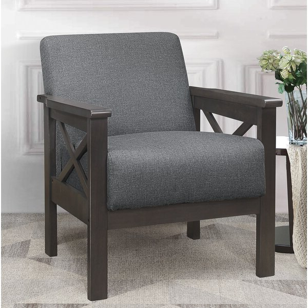 Bradley Sleeper Chair Throughout Artressia Barrel Chairs (View 13 of 20)