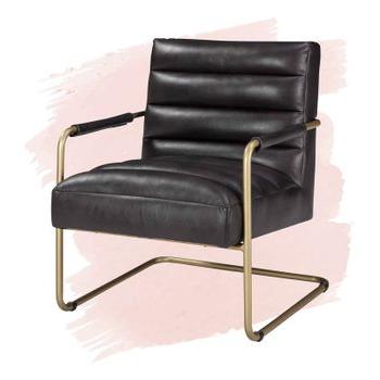 Broadus Side Chair – Wayfair Regarding Broadus Genuine Leather Suede Side Chairs (View 11 of 20)