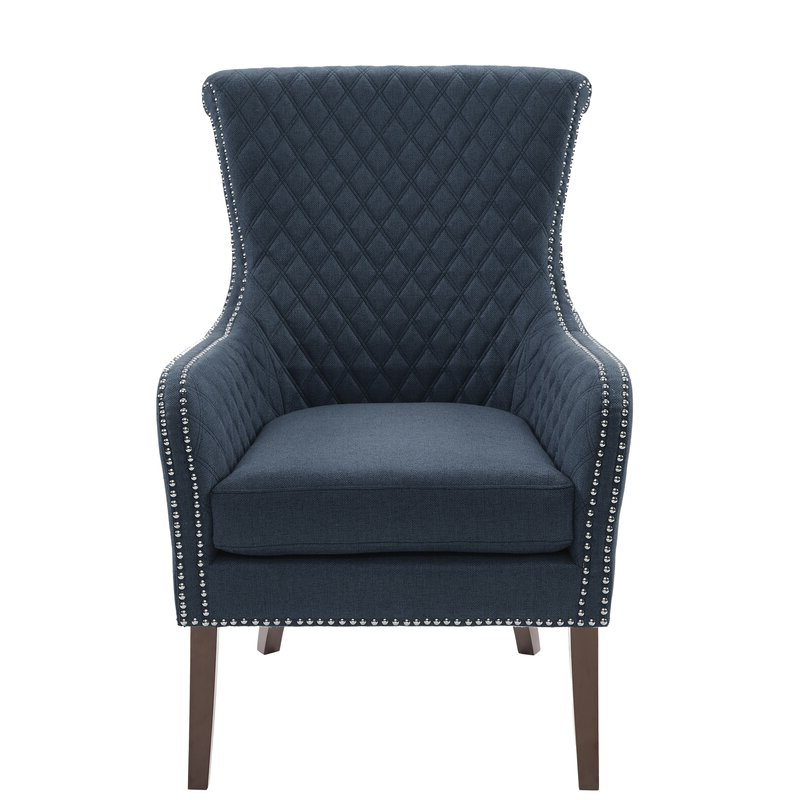 Busti Wingback Chair In Busti Wingback Chairs (View 2 of 20)