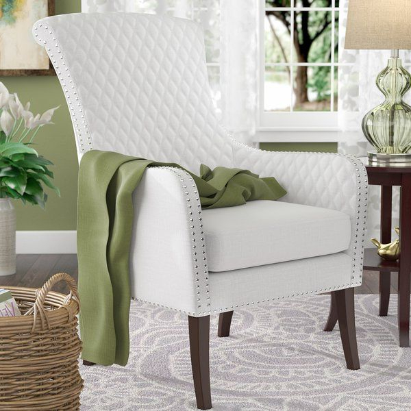 Featured Photo of Busti Wingback Chairs