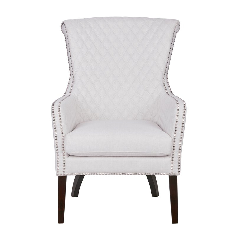 Busti Wingback Chair With Regard To Busti Wingback Chairs (View 4 of 20)