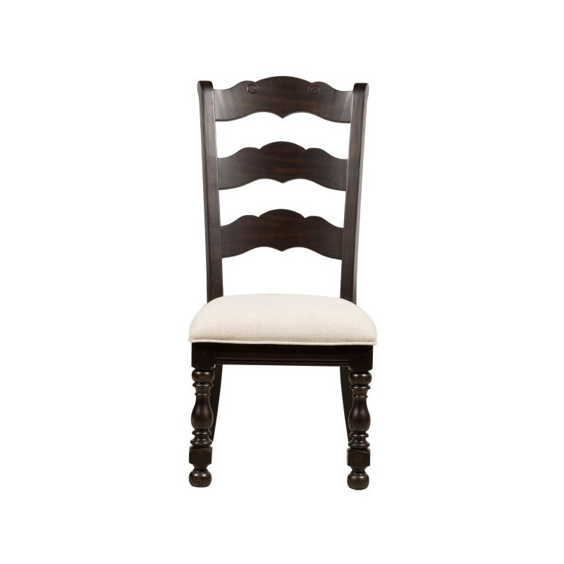 Caldwell 7 Pc Dining Setpulaski – P012240/1+60x4+71x2 In Caldwell Armchairs (View 7 of 20)