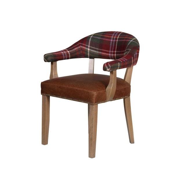 Carlton Chatsworth Chair – Dining Chairs – Carlton Furniture Ltd Inside Carlton Wood Leg Upholstered Dining Chairs (View 9 of 20)