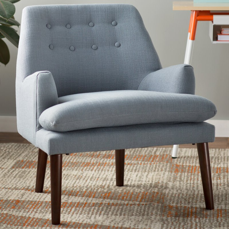 Carncome Armchair In Dara Armchairs (View 6 of 20)