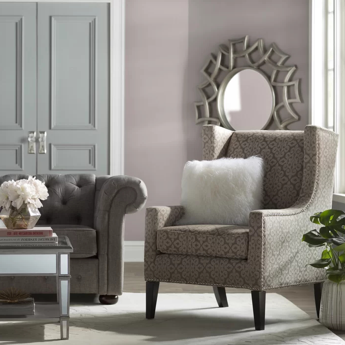 Chagnon Wingback Chair – Tax Life Within Chagnon Wingback Chairs (View 13 of 20)