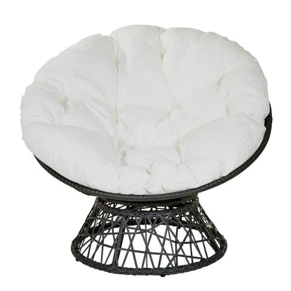 Chair Cushions: Extra Large Papasan Chair Cushion With Regard To Orndorff Tufted Papasan Chairs (View 9 of 20)