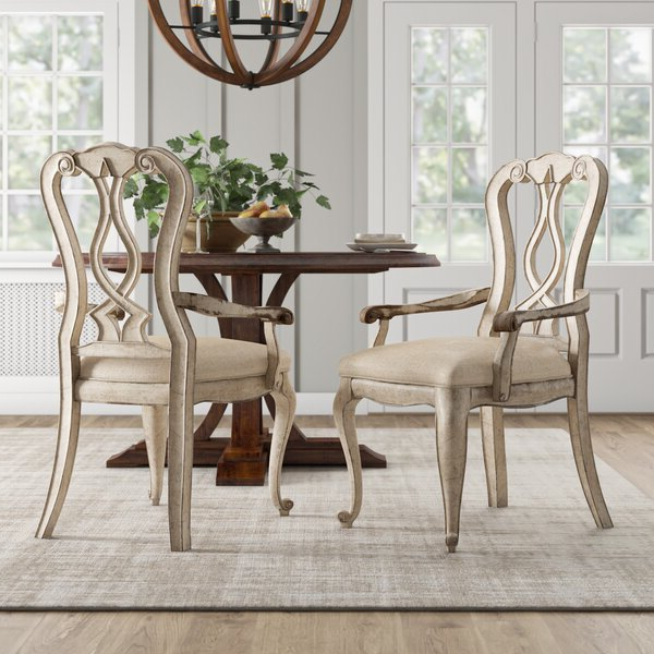 Chatelet Solid Wood Dining Chair Throughout Aaliyah Parsons Chairs (View 10 of 20)
