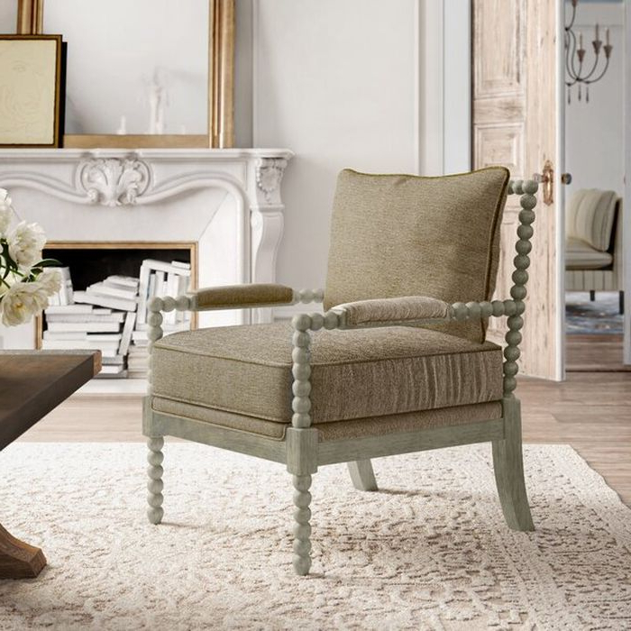 Chelle Armchair In Ragsdale Armchairs (View 11 of 20)