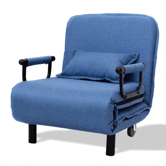 Convertible Folding Leisure Recliner Sofa Bed Inside Hiltz Armchairs (View 18 of 20)