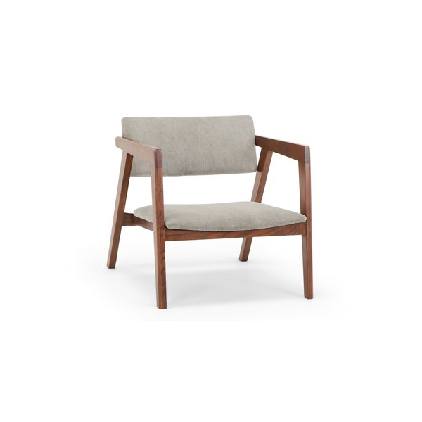 Corrigan Studio Cela Arm Chair Throughout Armory Fabric Armchairs (View 8 of 20)