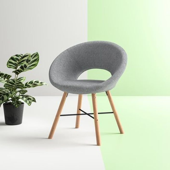 Coughlin Side Chair – Wayfair Inside Focht Armchairs (View 17 of 20)