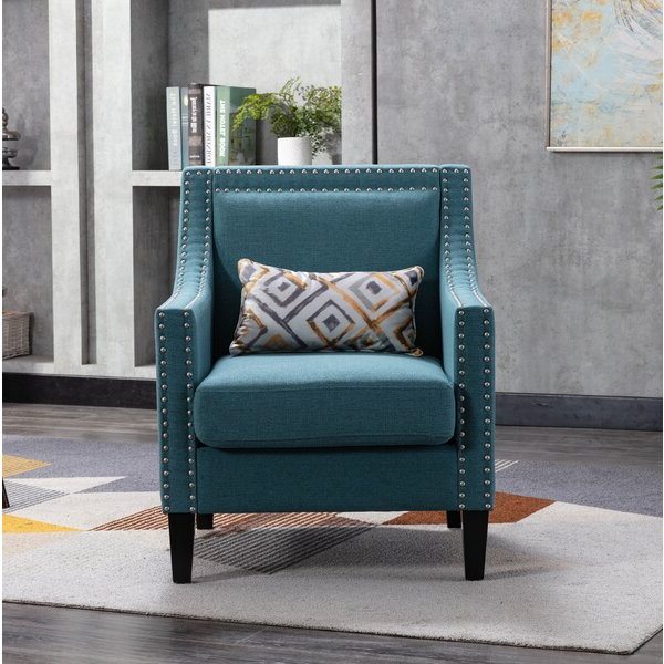 Cozy Accent Chair Throughout Nadene Armchairs (View 20 of 20)