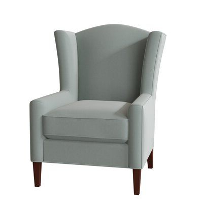 Craftmaster Bickerstaff Wingback Chair | Birch Lane In 2020 In Almada Armchairs (View 14 of 20)